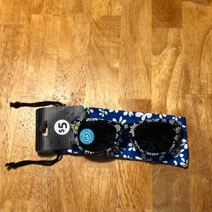 Other - Kids Sunglasses & Pouch Set NEW!